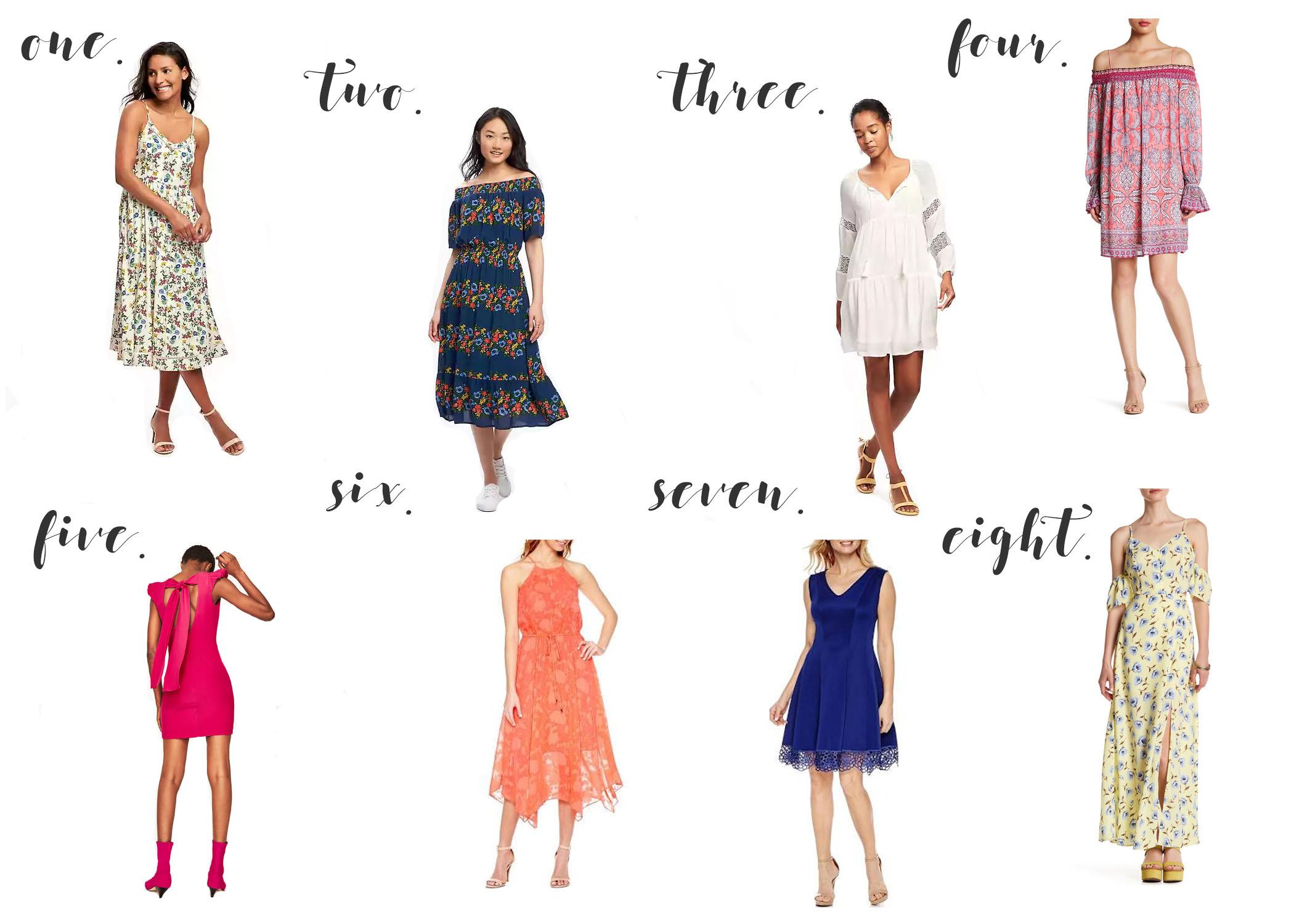 8 Easter Dresses Under $50